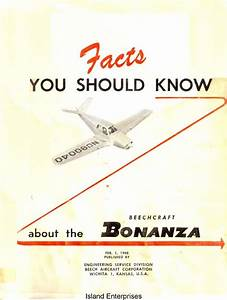 Beechcraft Bonanza Facts You Should Know Operation Manual