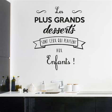 stickers citations cuisine sticker citation cuisine les plus grands desserts