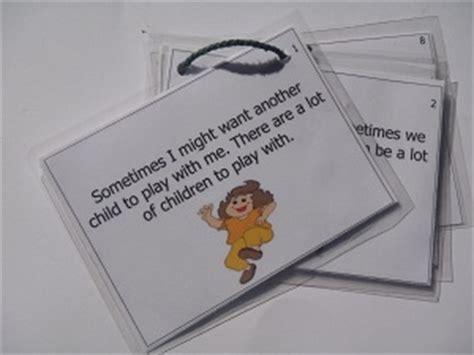 preschool social stories 453 | play