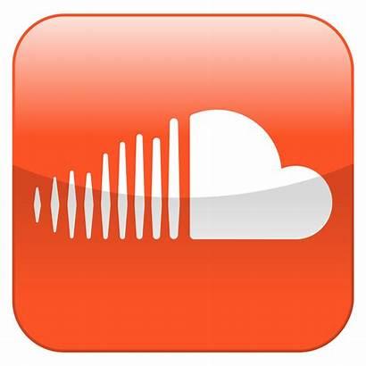 Soundcloud Social Sound Icon Dj Podcast Dobra