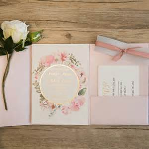 pink and gold wedding invitations 7 popular wedding color schemes for 2017 weddings