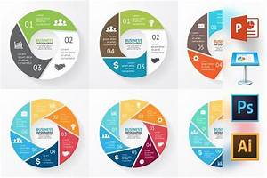 Ppt  Key  Psd  Eps  Cycle Elements  By Infographic