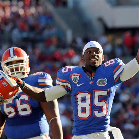 Florida Football: Breaking Down the Gators Wide Receivers ...