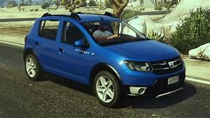 Dacia Sandero 2010 : dacia sandero stepway 2014 gta5 ~ Gottalentnigeria.com Avis de Voitures