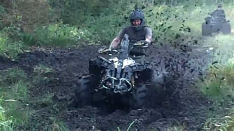 Can Am Renegade Xxc 800 On 29.5 Laws Vs Can Am Renegade