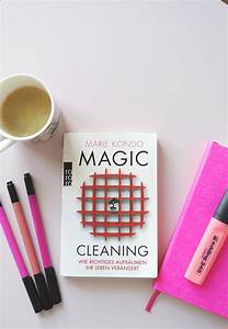 Marie Kondo Magic Cleaning : aufr umen mit marie kondo ich teste die konmari magic cleaning methode rosanisiert ~ Bigdaddyawards.com Haus und Dekorationen