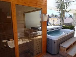 Mini Whirlpool Balkon : am balkon sauna whirlpool dolcevita hotel feldhof ~ Watch28wear.com Haus und Dekorationen