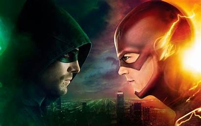 Arrow Flash Wallpapers Tv Shows 4k Backgrounds