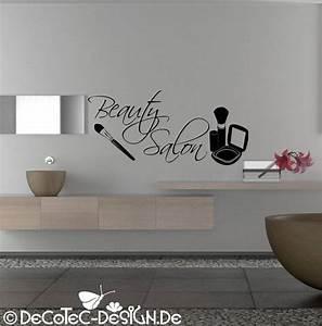 Beauty salon interior design spa and