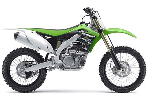 kawasaki motocross bikes 2013 450cc motocross bikes from kawasaki and honda get new