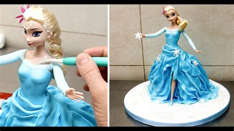 frozen elsa disney princess caketorta