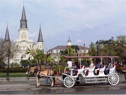 Orleans Places Usa Sightseeing Travel Tourist Louisiana