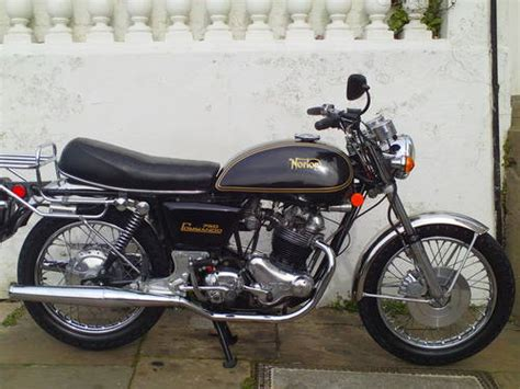 Norton Commando Interstate 750 For Sale (1972) On Car And