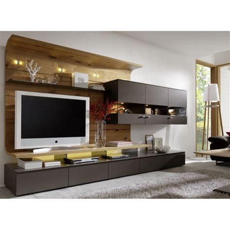 concept tv modulable bois et laque mat divers coloris et