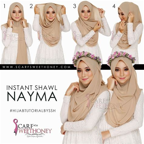 scarf sweethoney hijab tutorial hijab  turban