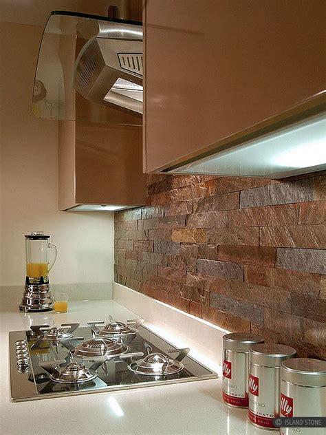slate tiles for kitchen modern kitchen with copper color slate kitchen backsplash 5326
