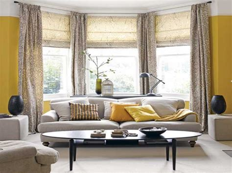 Yellow Brown Living Room Ideas Peenmediacom