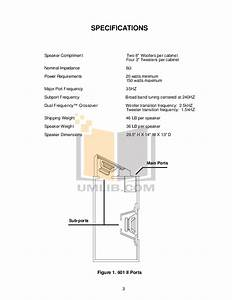 Pdf Manual For Bose Speaker 601 Series Ii