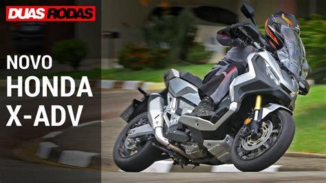 A More Dirt-worthy Honda X-adv Is Born