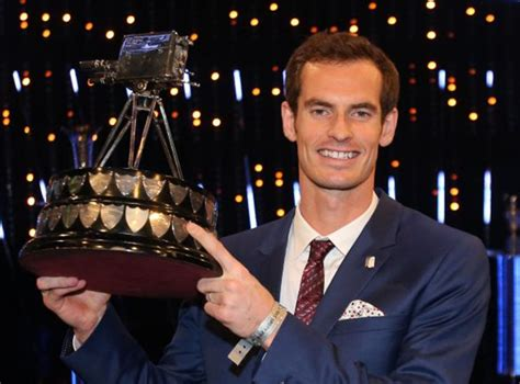 BBC SPOTY 2015 live: Andy Murray wins the Sports ...