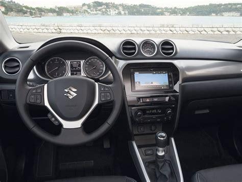 Interni Suzuki Suzuki Vitara Foto Panoramauto