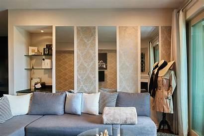 Horizontal Vertical Interior Aesthetic Mirrored Direction Decorative