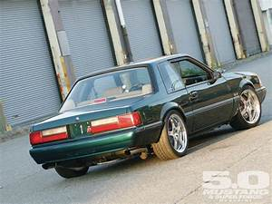 M5lp 1210 3 1991 Ford Mustang Lx Green Living