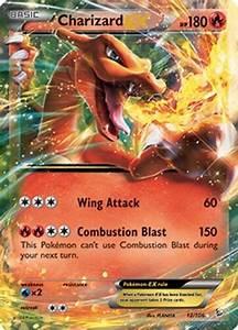 Pokemon TCG XY Flashfire : CHARIZARD EX 12/106 ULTRA RARE ...