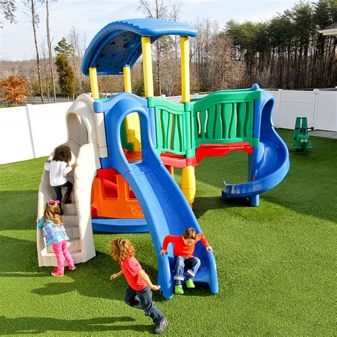 playgrounds for daycares toddler and 187 | preschool playground equipment ECH4