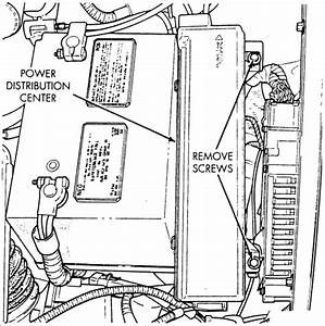 Wiring Diagram Chrysler Grand Voyager  Chrysler  Wiring Diagrams Instructions