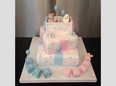Christening, Baby Shower and Gender Reveal Cakes