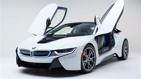 Bmw I8 Roadster 4k Wallpapers by 2018 Bmw I8 Coupe Wallpapers Wallpaper Cave