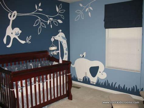 Kinderzimmer Ideen Dschungel by Jungle Theme Nursery Ideas