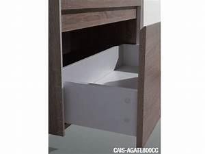 Meuble Vasque 60 Cm : meubles lave mains robinetteries meuble sdb meuble de ~ Dailycaller-alerts.com Idées de Décoration