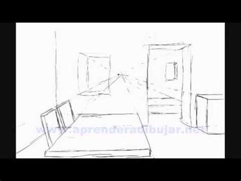 comment dessiner l interieur d une maison en perspective