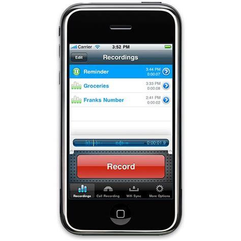 iphone recorder guide to iphone call recording