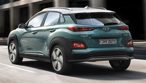 The Allnew Hyundai Kona Electric Myautoworldcom