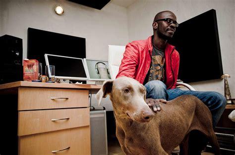 DJ Black Coffee Cars and House + Photos and Videos Briefly SA