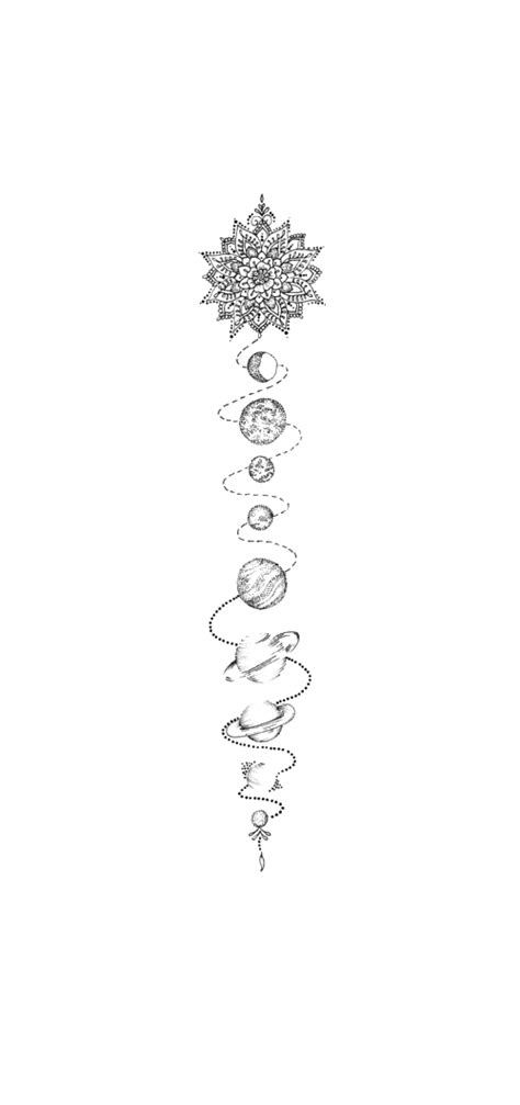 Aesthetic Tattoo PNG Transparent Images, Pictures, Photos