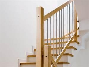 Treppengeländer Selber Bauen Stahl : trasforma gel nder aus stahl und holz by rintal ~ Lizthompson.info Haus und Dekorationen