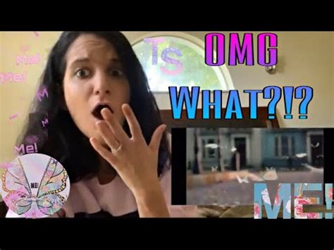 REACTION VIDEO TO TAYLOR SWIFTS ME!!!!! - YouTube