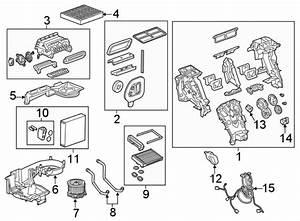 Chevrolet Equinox Hvac System Wiring Harness  W  O Auto