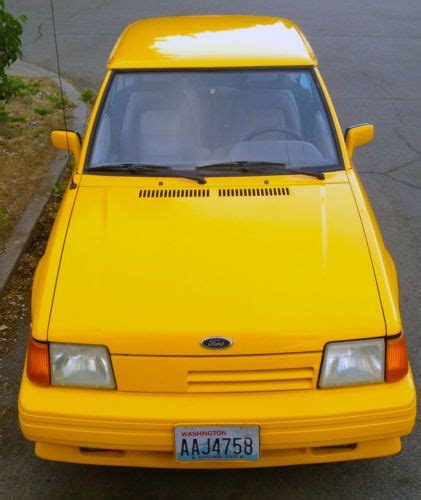 all car manuals free 1986 ford escort auto manual buy used 1986 ford escort 1 9l ho hatch back 2 door 5 speed manual in spokane washington