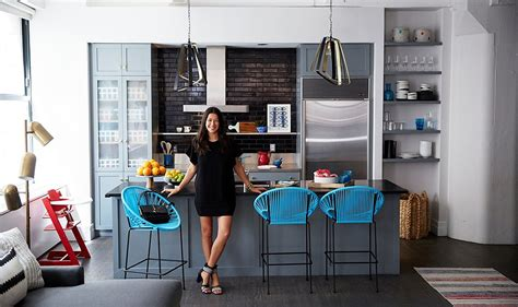 Our Vibrant Makeover Of Rebecca Minkoff's Apartment