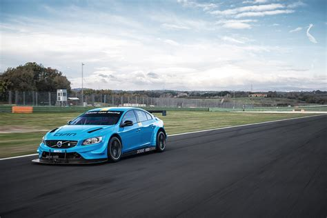 2016 Volvo S60 Polestar Tc1 Wtcc Prototype Race Racing