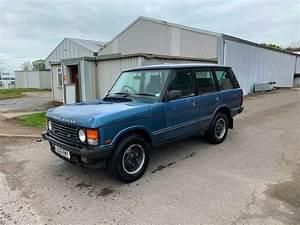 1993 Range Rover Classic 3 9 V8 Vogue Rare Manual