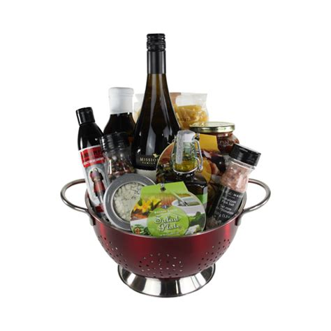 deluxe kitchen experience gift basket  gift designers