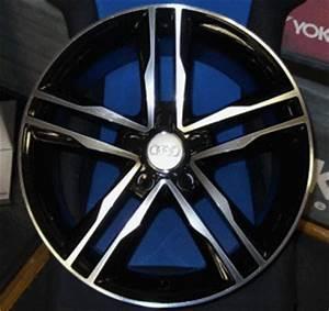 Jantes Audi A6 : pack jantes audi amalfi s5 black brillant polish 18 39 39 ou 19 39 39 pouces a3 a4 a5 a6 tt s line ~ Farleysfitness.com Idées de Décoration