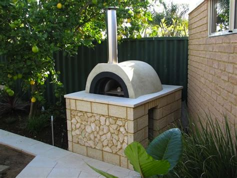 Amalfi Series Wood Fired Pizza Oven