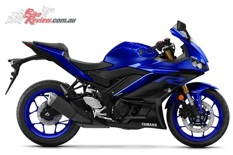 Model Update 2019 Yamaha Yzfr3 Lams  Bike Review